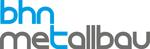 Logo blau grau von BHN Metallbau