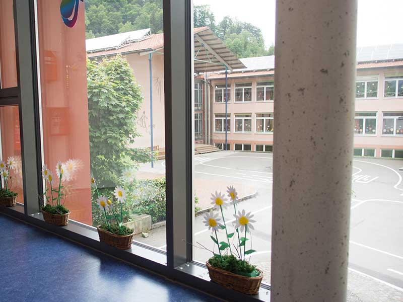 Fassade Kindergarten