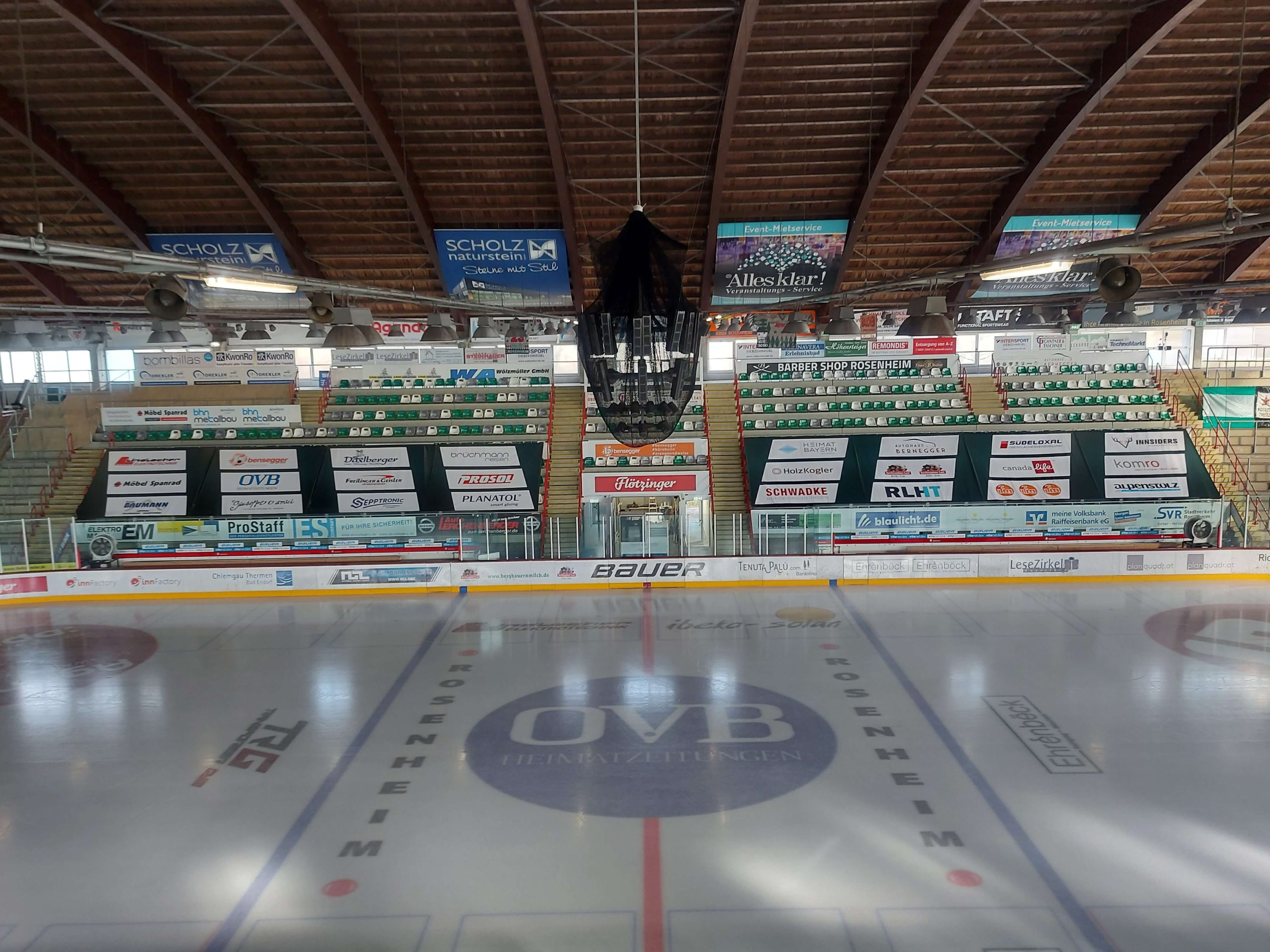 Eisstadion Rosenheim